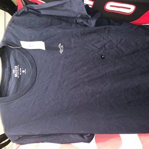 "NEW Hollister Crew T-Shirt Mens ""L"""